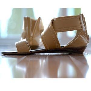 Bucco Nude Sochi Zip Sandal